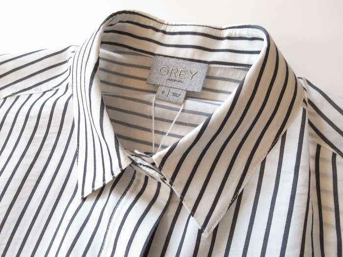 GREY JASON WU STRIPE SHIRTS_f0111683_11201273.jpg