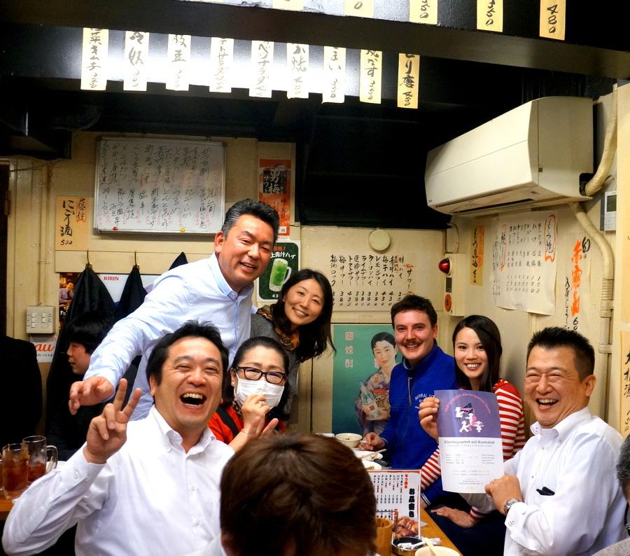 東京での初リハの夜は有楽町「川上」さんへ_c0180686_03034290.jpg