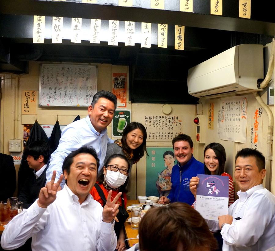 東京での初リハの夜は有楽町「川上」さんへ_c0180686_03035181.jpg