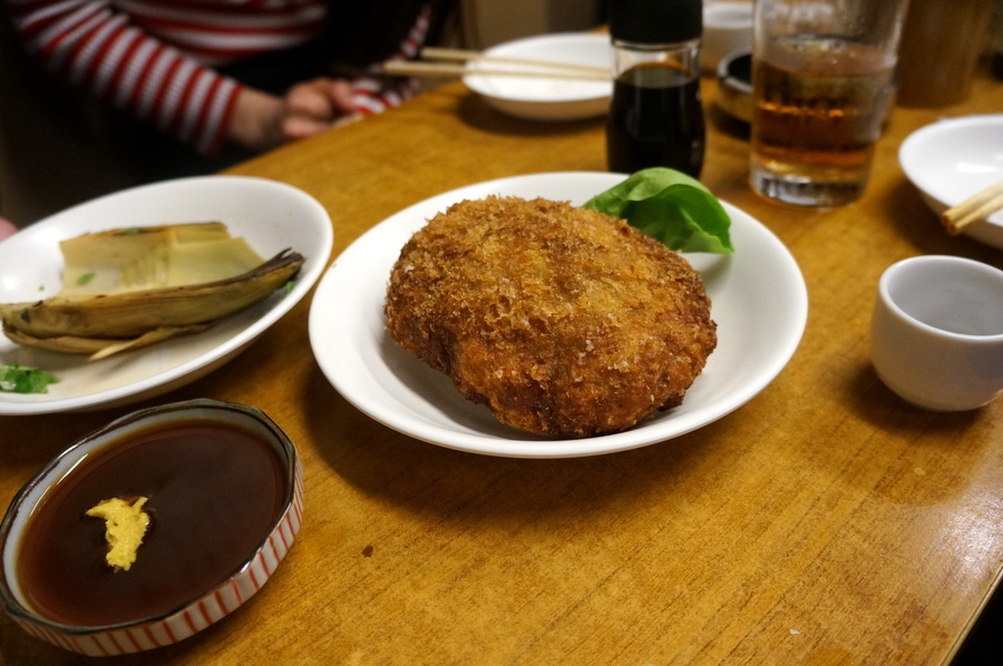 東京での初リハの夜は有楽町「川上」さんへ_c0180686_03083991.jpg
