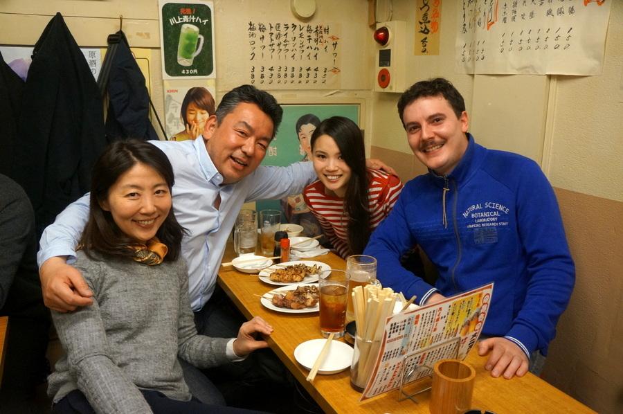 東京での初リハの夜は有楽町「川上」さんへ_c0180686_03104461.jpg