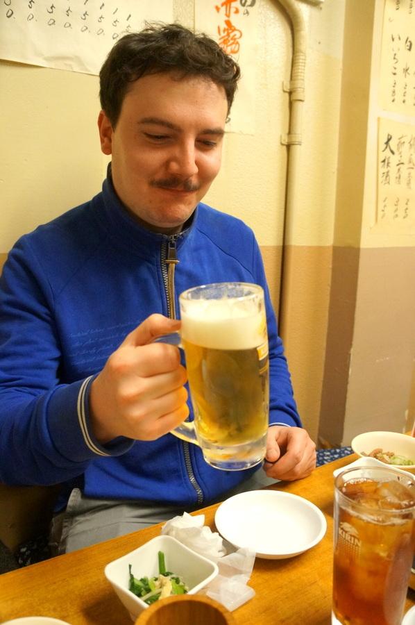 東京での初リハの夜は有楽町「川上」さんへ_c0180686_03124001.jpg