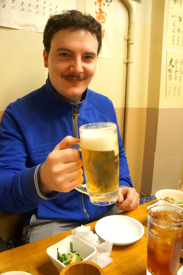 東京での初リハの夜は有楽町「川上」さんへ_c0180686_03132999.jpg