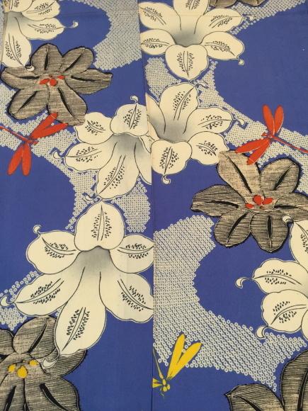 26日(土)より!目黒不動前「空フル〜カラフル〜vol.11」水色蜻蛉と百合着物×百合刺繍帯♪販売商品16_c0321302_12535145.jpg