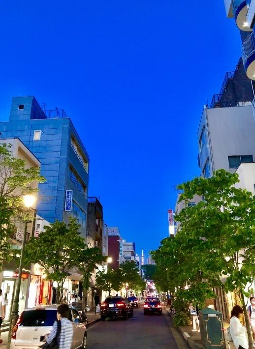 東京タワーの見える広尾商店街 _a0103940_17531191.jpeg