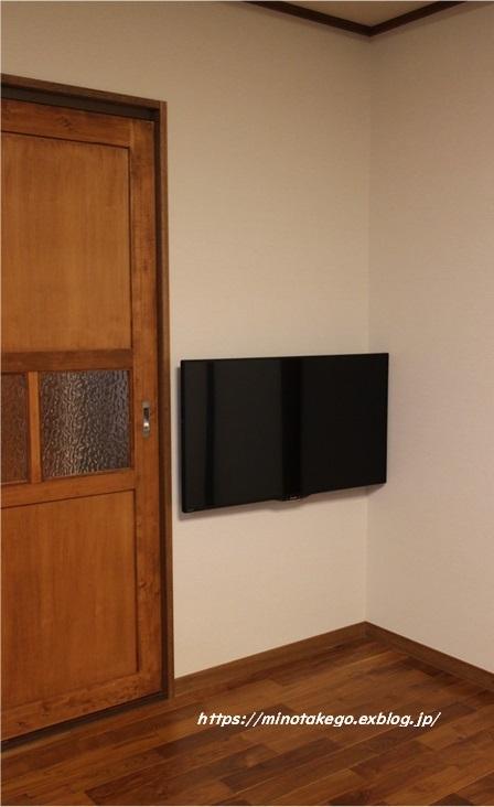 空間・防災・健康のために ~我が家の壁掛けテレビ~_e0343145_21455427.jpg