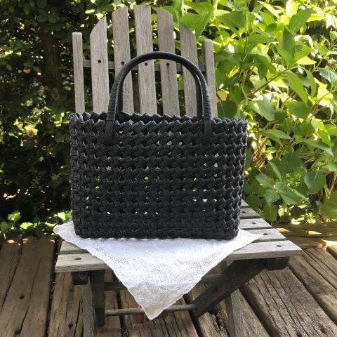 石畳編みの夏かごバッグ_c0247253_12252012.jpg