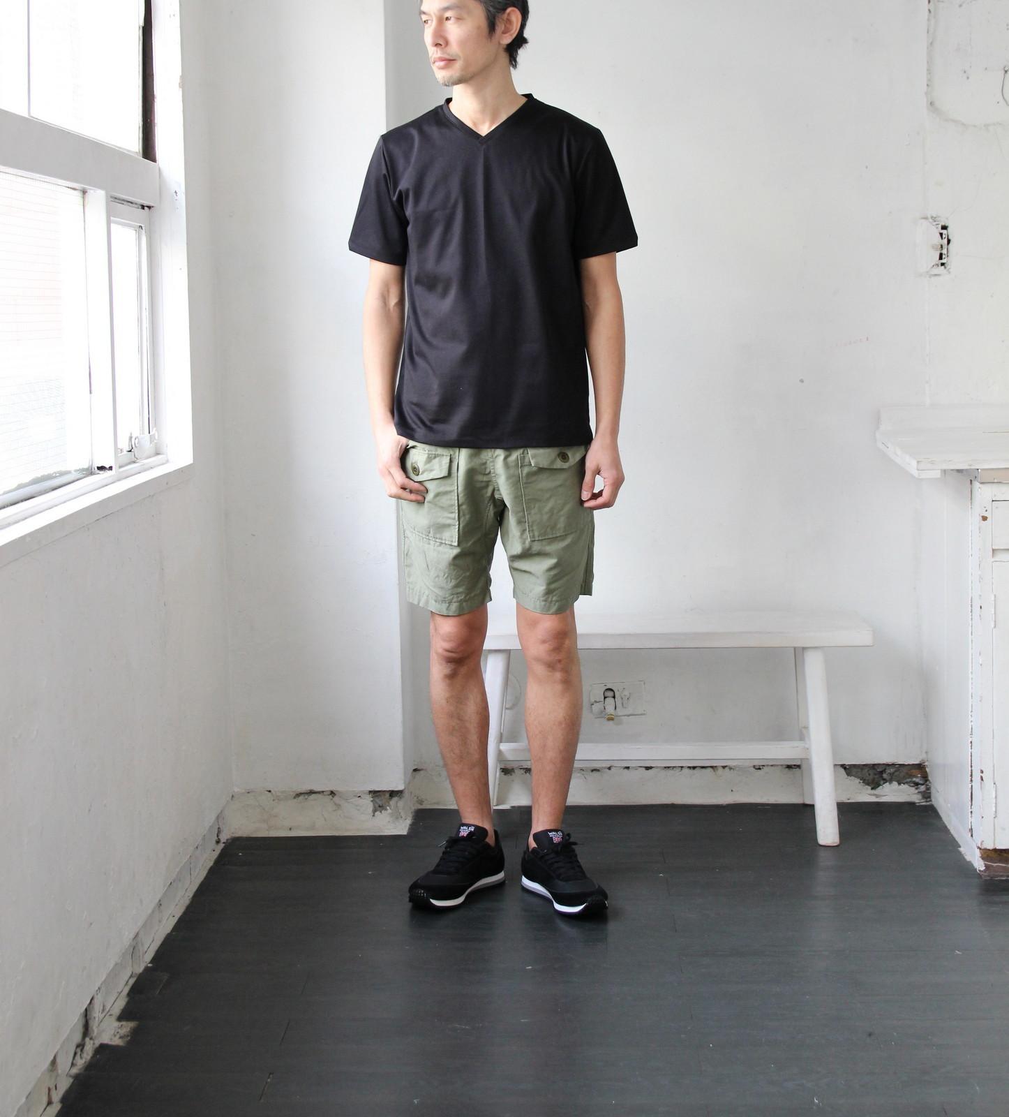 Tokyo Made Dress T-shirt (V-neck)_c0379477_14212453.jpg