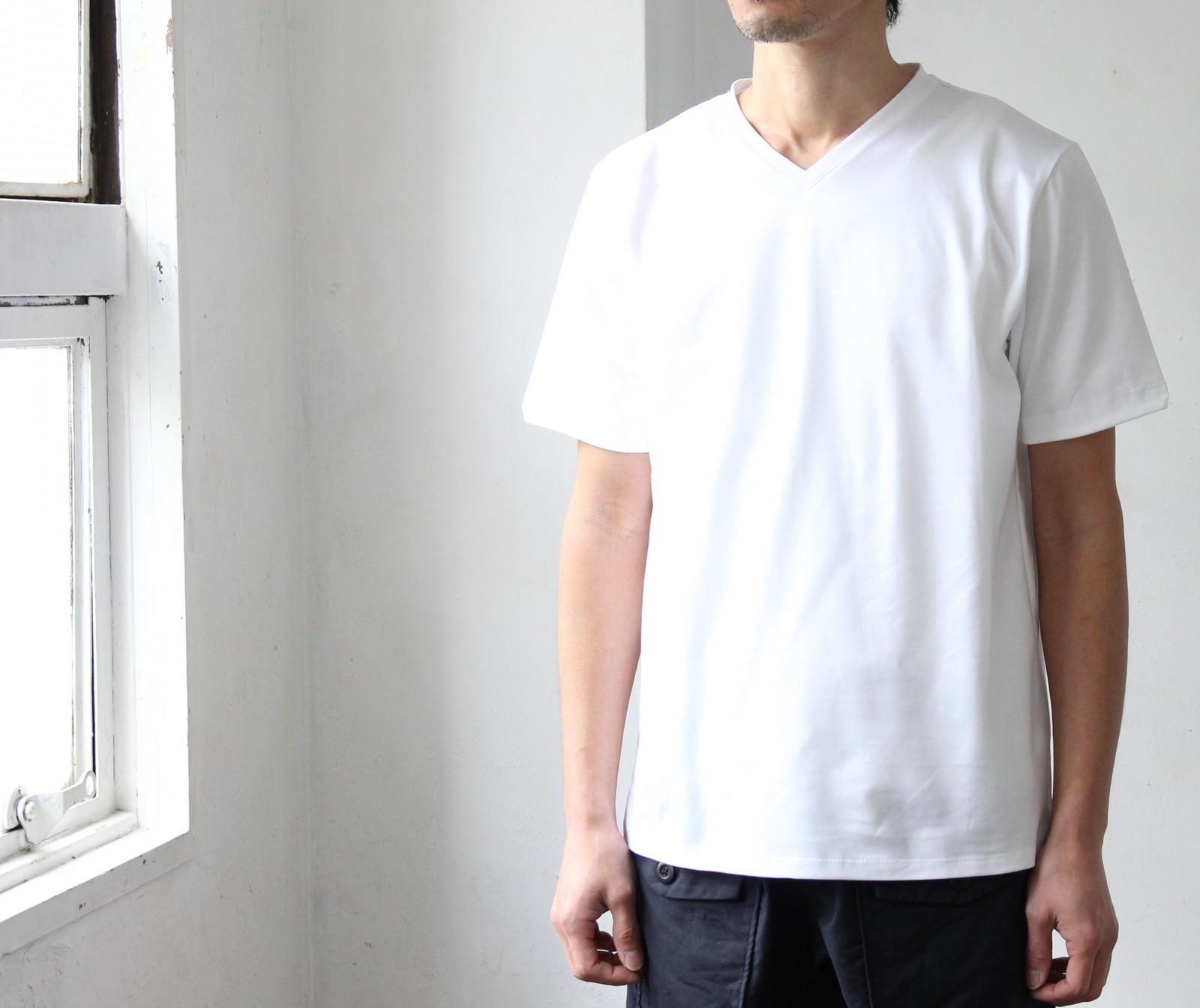 Tokyo Made Dress T-shirt (V-neck)_c0379477_14213554.jpg
