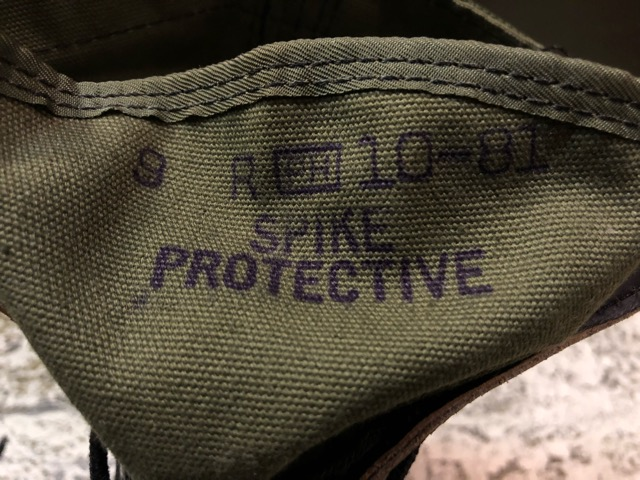 Military Footwear&Trousers!!(大阪アメ村店)_c0078587_17455158.jpg