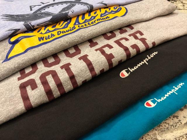 5月26日(土)大阪店スーペリア入荷!! #3 T-Shirt編!! ChampionT&PrintT!!_c0078587_1954936.jpg