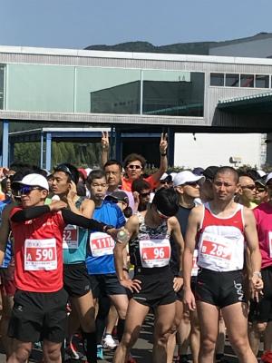 第31回 えびの京町温泉マラソン   _f0220089_17583458.jpg