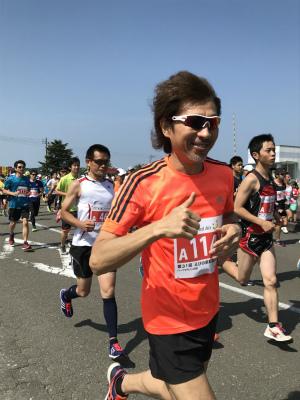 第31回 えびの京町温泉マラソン   _f0220089_17583752.jpg