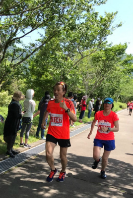 第31回 えびの京町温泉マラソン   _f0220089_17584367.jpg
