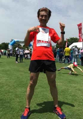 第31回 えびの京町温泉マラソン   _f0220089_17584789.jpg