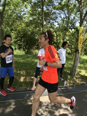第31回 えびの京町温泉マラソン   _f0220089_17590303.jpg