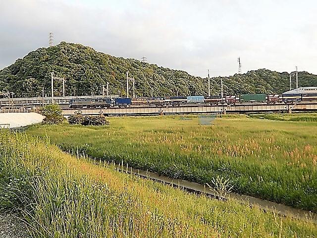 藤田八束の鉄道写真@貨物列車の写真、北海道、東北、関東、山陽、九州を走る_d0181492_22025995.jpg