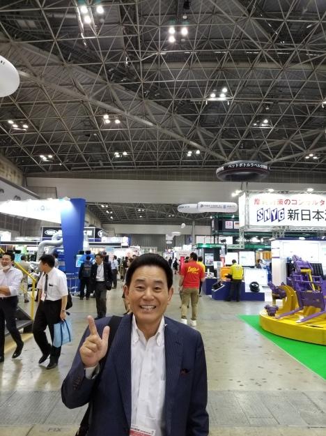 東京ビッグサイトに行きました。_e0119092_15093495.jpg