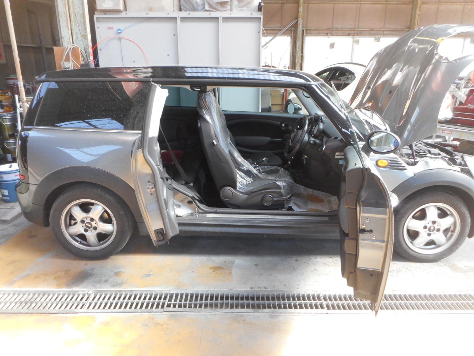 BMWミニ (R56)クラブマン エンジン不調修理(イグニッションコイル他)_c0267693_17405938.jpg