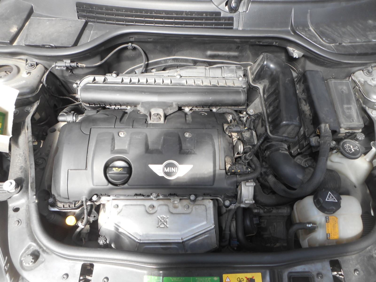 BMWミニ (R56)クラブマン エンジン不調修理(イグニッションコイル他)_c0267693_17410960.jpg