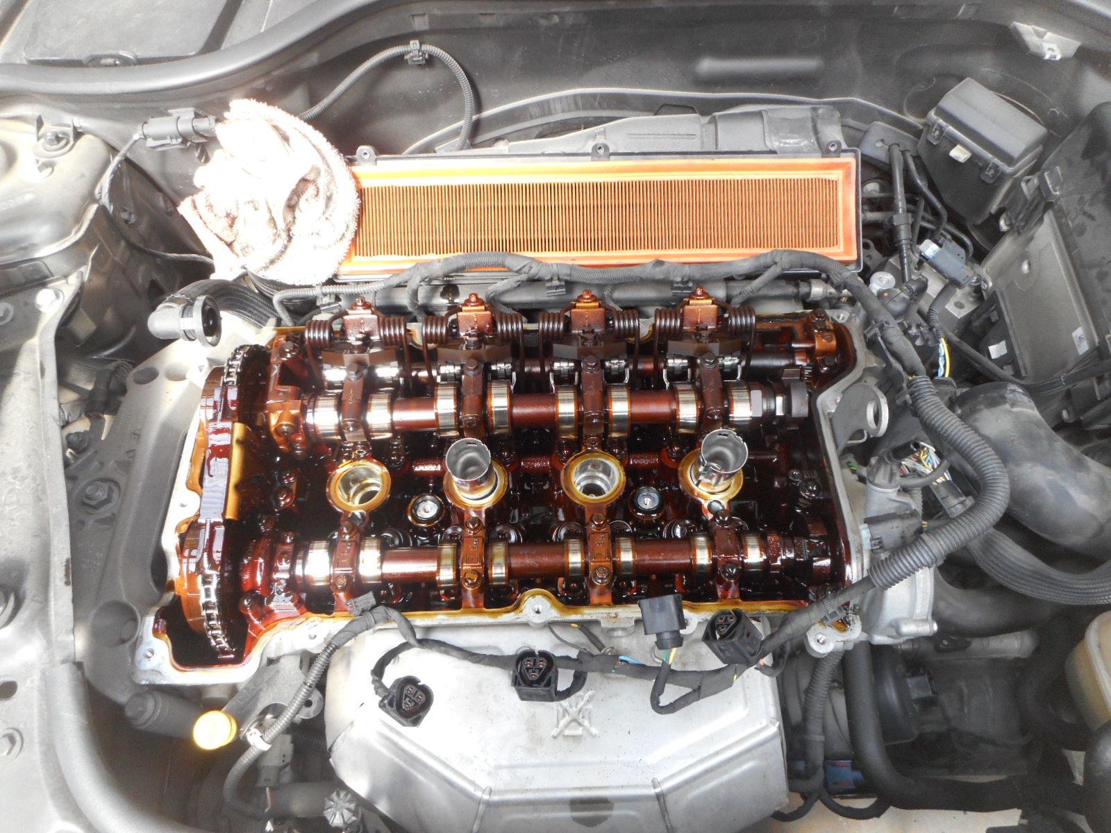 BMWミニ (R56)クラブマン エンジン不調修理(イグニッションコイル他)_c0267693_17411799.jpg