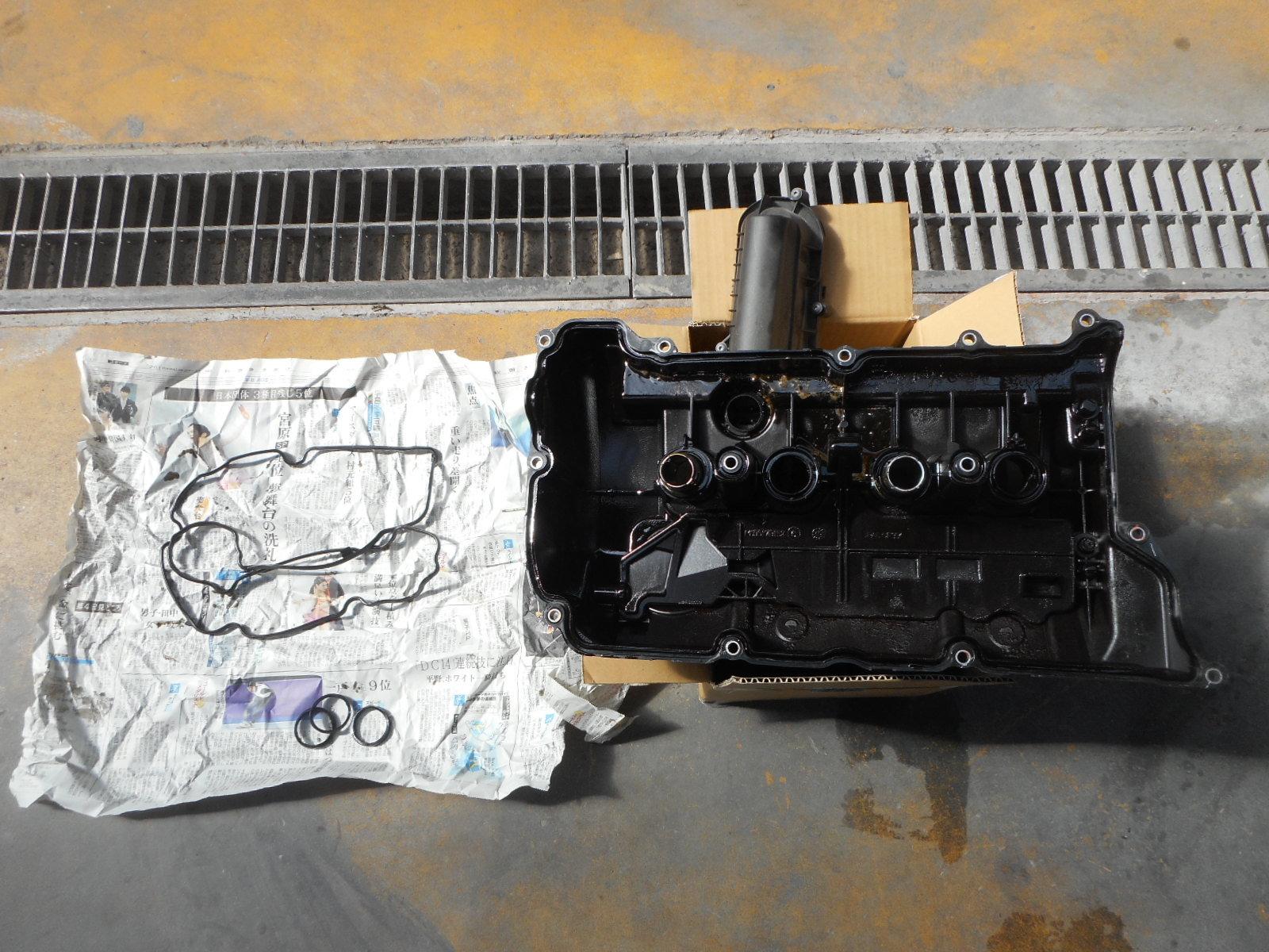 BMWミニ (R56)クラブマン エンジン不調修理(イグニッションコイル他)_c0267693_17412193.jpg
