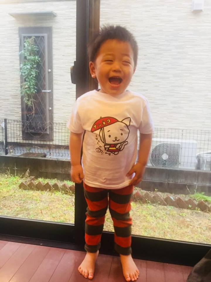 絵本作家のぶみ×ナン猫 京都限定コラボTシャツ 一般販売開始いたします!_f0298223_14400910.jpg