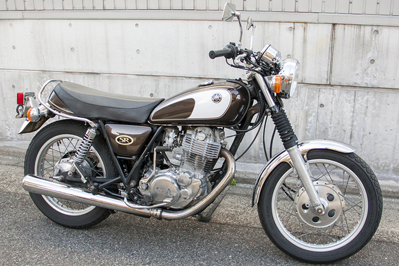 FOR SALE! YAMAHA SR400_e0182444_2029014.jpg