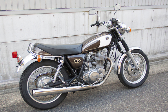 FOR SALE! YAMAHA SR400_e0182444_20291048.jpg
