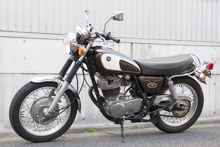 FOR SALE! YAMAHA SR400_e0182444_20291651.jpg
