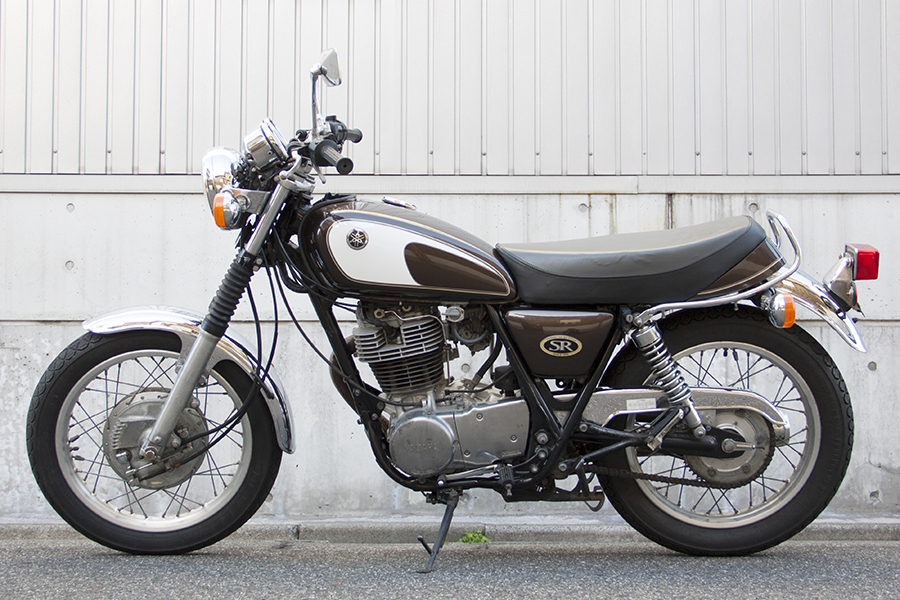FOR SALE! YAMAHA SR400_e0182444_20292085.jpg