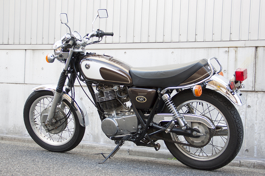 FOR SALE! YAMAHA SR400_e0182444_20292513.jpg
