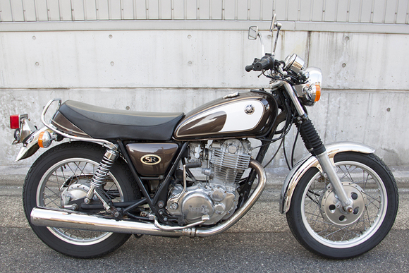 FOR SALE! YAMAHA SR400_e0182444_2029565.jpg