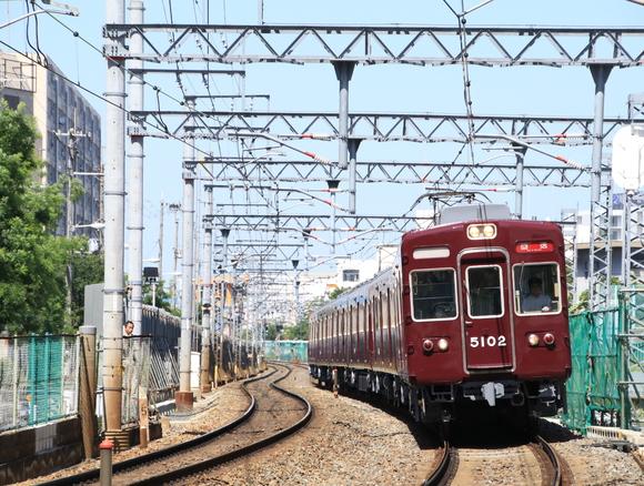 阪急5102F 返却回送_d0202264_17441681.jpg