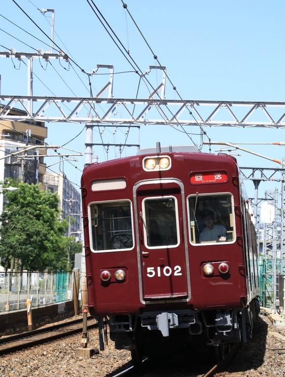 阪急5102F 返却回送_d0202264_17451458.jpg