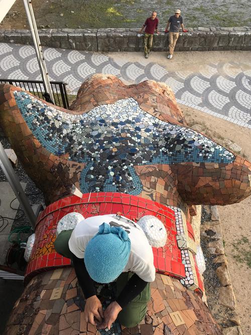 犬島の島犬の続き_b0052471_22270046.jpg