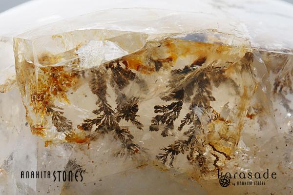 デンドリティッククォーツ 原石 フリーフォーム(ブラジル産)_d0303974_21594842.jpg