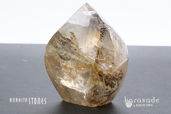 デンドリティッククォーツ 原石 フリーフォーム(ブラジル産)_d0303974_22003924.jpg