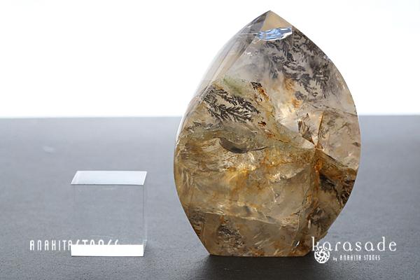 デンドリティッククォーツ 原石 フリーフォーム(ブラジル産)_d0303974_22012213.jpg