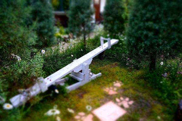 夕方のお庭_e0365880_23251523.jpg