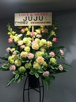 JUJU HALL TOUR 2018「I」in グランキューブ大阪_e0123286_19545738.jpg