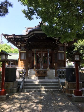 氏神様神社。私の産土神社。諏訪神社 総会_a0112393_17121143.jpg