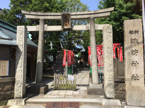 氏神様神社。私の産土神社。諏訪神社 総会_a0112393_17121304.jpg