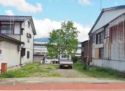 二人の草刈り男_c0336902_20073913.jpg