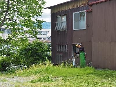 二人の草刈り男_c0336902_20075512.jpg