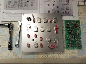 【アナログシンセ】Noise Toaster の組み立て・3_d0106518_19332764.jpg