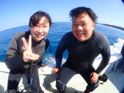 5月25日今日もPカン!!ジンベエザメ&青の洞窟体験ダイビング_c0070933_22260517.jpg