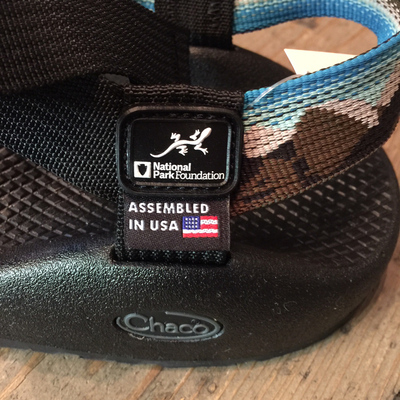 NEW : Chaco [Z1 USA] [Z2 USA] [PACKMAN] & [National Park Foundation] LIMITED EDITION 2018 SUMMER !!_a0132147_207892.jpg