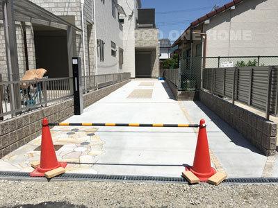 駐車スペース拡張!! 菱江1丁目モデルハウス_e0251265_18035146.jpg