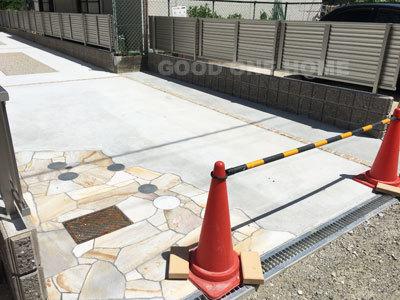 駐車スペース拡張!! 菱江1丁目モデルハウス_e0251265_18042914.jpg